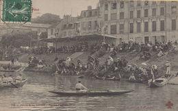 JOINVILLE LE PONT : Les Joutes - Après L'Attaque - Joinville Le Pont