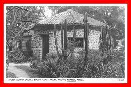 CPSM/pf  KISENYI (Rwanda)  Guest Round Double, Bugoyi House...B808 - Rwanda