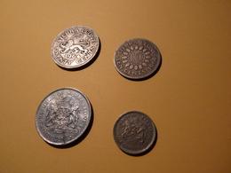 Pièces Monnaies Sierra Léone - Sierra Leone