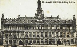 CPA - Carte Postale -- FRANCE -VALENCIENNES - Hôtel De Ville ( Iv 620) - Valenciennes
