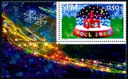 ST-PIERRE ET MIQUELON 2004 - Yv. 828 ** Cdf  Faciale= 0,50 EUR - Noël. Boule à Neige  ..Réf.SPM11334 - Neufs