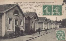 JOINVILLE LE PONT : Ecole Normale Militaire De Gymnastique - Baraquements De La Cantine à L'Infirmerie - Joinville Le Pont