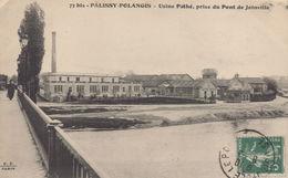 JOINVILLE LE PONT : Usine Pathé, Prise Du Pont De Joinville - Joinville Le Pont