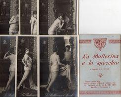 La Ballerina E Lo Specchio - 6 Fotografie Di Vettori - Fotografie