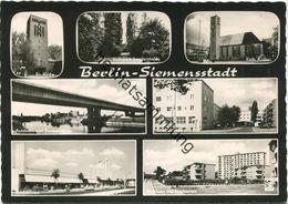 Berlin - Siemensstadt - Foto-AK Großformat - Verlag Klinke & Co. Berlin - Spandau
