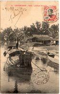 SADEC - Cochinchine - Joncque Annamite     (102646) - Vietnam