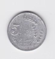5 Lei 1947  Roumanie Mihai 1 TB/TTB - Roumanie