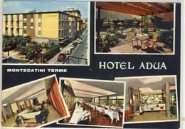 MONTECATINI TERME  HOTEL ADUA - Italie