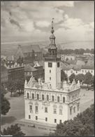 Renesansowy Ratusz, Chelmno, C.1960 - Ruch Foto Kartka - Poland