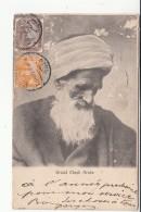 Egypte - Scenes Et Types - Grand Chech Arabe - Personen