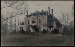 Quiévrain Château Gouvion (Couleur) - Quiévrain