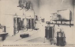 Santé - Médecine - Appareils De Stérilisation - Maison De Santé Le Mans - Health