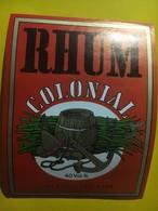 7093 - Rhum Colonial - Rhum