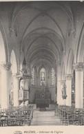 Malèves Sainte Marie ,Intérieur De L'église - Perwez