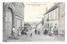 (19153-10) La Louptière Thénard - La Grande Rue - Autres Communes