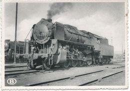 "1946 Locomotive Type 29 ""Consolidation"" - Belgique"