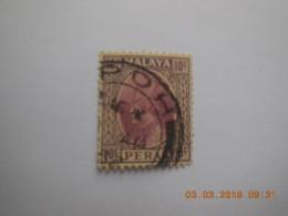 Sevios / Great Britain / Malaya / Stamp **, *, (*) Or Used - Grande-Bretagne (ex-colonies & Protectorats)