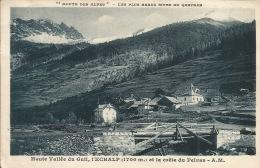 05  Haute Vallée Du Guil  L'ECHALP Et La Crête Du Pelvas - Autres Communes