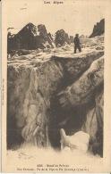 05  Massif Du Palvoux Une Crevasse   Pic De La Pipe Et Pic Coolidge  3716m    1938 - Autres Communes