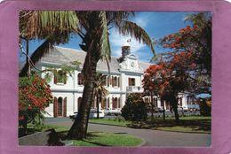 974 Ile De La Réunion Saint PIERRE HOTEL DE VILLE ST PIERRE - Saint Pierre