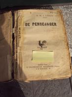 Oud Boek - Pieter De Pensejager - E.H. Jules Leroy - Eerste Druk - Antiguos