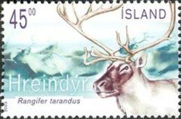 Iceland 2003 Mih. 1045 Fauna. Reindeer MNH ** - 1944-... República
