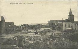 CPA Vigneulles Les Hattonchatel Après La Bataille ~1915 #01 - Vigneulles Les Hattonchatel