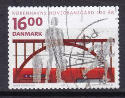Denmark 2011 Mi. ????   16.00 Kr. Københavns Hovedbanegård Central Station Anniversary - Dänemark