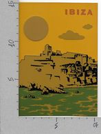 CARTOLINA NV ITALIA - *IBIZA* Ed. Sibisa - 10 X 15 - Materiale Plastico - Postcards
