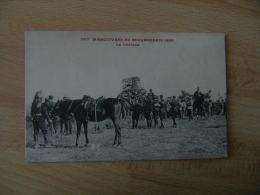 La Critique Manoeuvres Du Bourbonnais 1909 - Manoeuvres