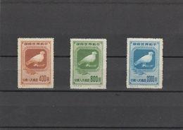 CHINA - 18-03-01 COMPLET SET.MICHEL # 57-59.  II EDITION. - 1949 - ... République Populaire