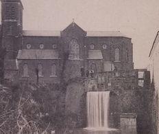 Audregnies Eglise Et Moulin - Quiévrain