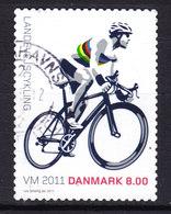 Denmark 2011 Mi. ????  8.00 Kr VM Cykling World Championship Cycling - Dänemark