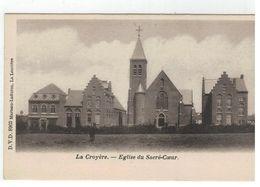 La Croyère. - Eglise Du Sacré-Coeur - La Louvière