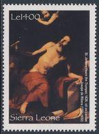 "Sierra Leone 2004 Mi 4500 ** ""St. Jerome Hears The Trumpet"" By Jusepe De Ribera / Gemälde - Hermitage - Religie"