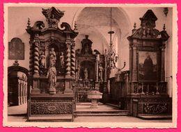 Soignies - Collégiale St Vincent - Les Trois Autels Du Transept Sud - Autel - Vierge - NELS - THILL - Soignies