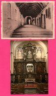 2 Cp - Soignies - Collégiale St Vincent - Le Cloître - Choeur - NELS - THILL - STOREZ - Soignies