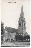 Cpa Le Tremblay - L'Eglise . - Frankreich