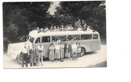 Bus Lourdes, Oude Bus - Postkaarten