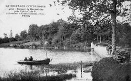 Barrage De BOSMELEAC, Près Uzel ( 22 ) - France