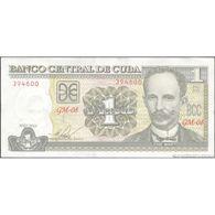 TWN - CUBA 128g - 1 Peso 2016 Serie GM-08 UNC - Cuba