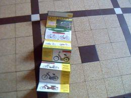 Pubblicité Motobécane Catalogue Mobylette Velo Sp   44... - Advertising