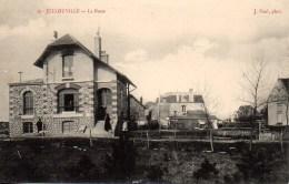 50 JULLOUVILLE  La Poste - France