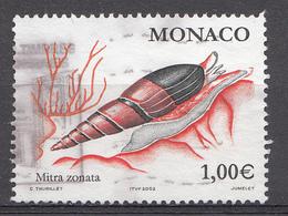 MONACO 2002 Mi.nr.:2579 Fauna Und Flora  OBLITÉRÉS / USED / GESTEMPELD - Monaco