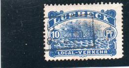 Local-verkehr - Luebeck