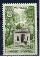 "Monaco YT 363 "" Chapette Ste Dévote "" 1951 Neuf** - Unused Stamps"