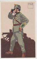 Korporal - Infanterie-Mitrailleur - Sign. Huber       (P-115-70311) - Matériel