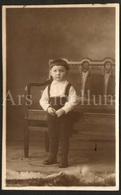Photo Postcard / Foto / Photograph / Boy / Garçon / Unused / Gaston Raquet / 1925 - Photographie