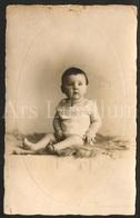 Photo Postcard / Foto / Photograph / Baby / Bébé / Unused - Photographie