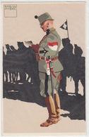 Major Im Generalstab - Sign. Huber       (P-115-70311) - Matériel